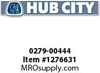 HubCity 0279-00444 PT7315 KIT SHIM