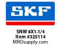 SKF-Bearing SNW 8X1.1/4