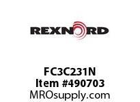 FC3C231N FLANG BLK FC3-C231N 172928