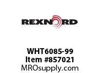 REXNORD WHT6085-99 WHT6085-99 WHT6085 99 INCH WIDE MATTOP CHAIN W