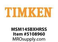 TIMKEN MSM145BXHRSS Split CRB Housed Unit Assembly