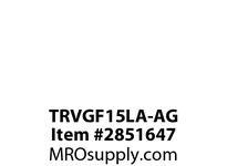 CPR-WDK TRVGF15LA-AG GFCI TR Deco Duplex 15A 125V Auto GND IV