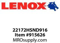 Lenox 22172HSND916 NUT DRIVER-9/16 HOLLOW SHAFT NUT DRIVER-9/16 HOLLOW SHAFT NUT DRIVER- HOLLOW SHAFT NUT DRIVER-9/16 HOLLOW SHAFT NUT DRIVER-