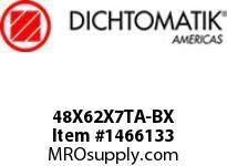 Dichtomatik 48X62X7TA-BX DISCONTINUED