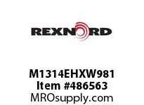M1314EHXW981 OR&RA M1314EHX/W981 7510743