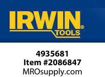 IRWIN 4935681 MASONRY DRILLING 4X4