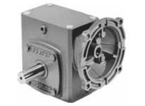F73810B9H CENTER DISTANCE: 3.8 INCH RATIO: 10:1 INPUT FLANGE: 182TC/184TCOUTPUT SHAFT: LEFT/RIGHT SIDE