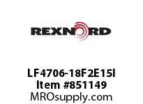 REXNORD LF4706-18F2E15I LF4706-18 F2 T15P N1