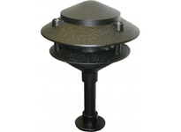 Orbit 2020-BR 2-TIER LOW-VOLT. PAGODA LIGHT - BRONZE