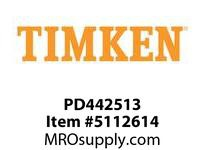TIMKEN PD442513 Power Lubricator or Accessory