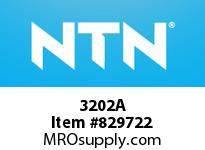 NTN 3202A DOUBLE ROW ANGULAR CONTACT