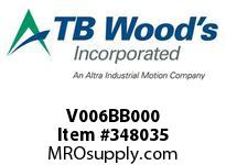 TBWOODS V006BB000 COOLING FAN TYPE 10 HSV/16B