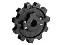 614-29-10 NS882-12T Thermoplastic Split Sprocket TEETH: 12 BORE: 30mm IDLER