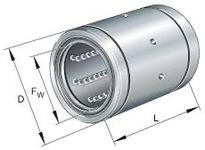 INA KBS4080PPAS Linear precision ball bearing