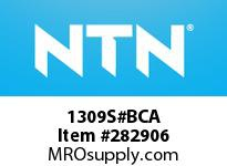 NTN 1309S#BCA MAXIMUM CAPACITY