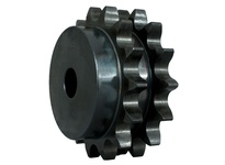 D20B12 Metric Double Roller Chain Sprocket