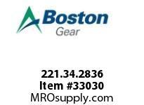 BOSTON 221.34.2836 UNILAT 34 8MM--1/2 UNILAT COUPLING