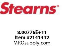 STEARNS 800776006002 HSGCI-1.34 D SHAFT HOLE 8073644