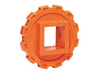 REXNORD 114-3755-1 HS4700-12T 2-1/2 SQ HS4700-12T SOLID SPROCKET WITH 2-1/