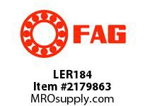 FAG LER184 PILLOW BLOCK ACCESSORIES(SEALS)