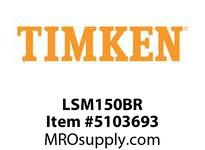 TIMKEN LSM150BR Split CRB Housed Unit Component