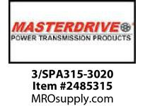 MasterDrive 3/SPA315-3020