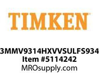 TIMKEN 3MMV9314HXVVSULFS934 Ball High Speed Super Precision