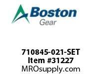 BOSTON 76103 710845-021-SET SET 14X4 OUTER SHOES