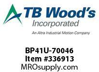 TBWOODS BP41U-70046 720C0079H03 F-FLEX CPLG
