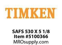 TIMKEN SAFS 530 X 5 1/8 SRB Pillow Block Housing Only