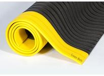 Crown SER3836YB 410 - Tuff-Spun 3/8^ 3/8^ Rib 3 x 60 Black/Yellow