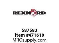 REXNORD 172284 587583 225.S71-8.CMBRA C=7.00