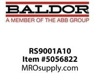 Baldor RS9001A10 TORQ 200 Series Rotating 4P 60HZ I-Bore