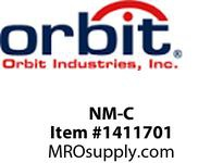 Orbit NM-C NON-METALLIC (NM) CABLE CLAMP