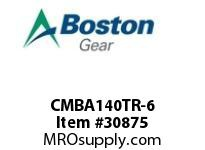 BOSTON 67551 CMBA140TR-6 MOTOR BRAKES