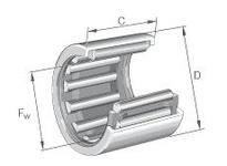 INA SCE1612 Drawn cup needle bearing