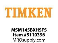 TIMKEN MSM145BXHSFS Split CRB Housed Unit Assembly