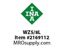INA WZ5/8L Linear shaft precision
