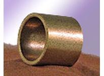 BUNTING EXEP060812 3/8 x 1/2 x 3/4 SAE841 PTFE Oil Plain Bearing SAE841 PTFE Oil Plain Bearing