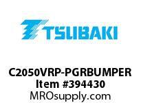 US Tsubaki C2050VRP-PGRBUMPER C2050VRP BUMPER FOR