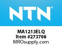 NTN MA1213ELQ CYLINDRICAL ROLLER BRG