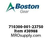 BOSTON 72697 710300-001-23750 CFC SUB-ASSY 5 2.3750""