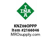 INA KNZ08OPPP Linear aligning ball bearing
