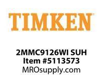 TIMKEN 2MMC9126WI SUH Ball P4S Super Precision