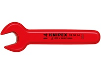 Kniplex 98 00 17 6 OPEN END WRENCH-1000V INSULATED 17