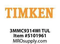 TIMKEN 3MMC9314WI TUL Ball P4S Super Precision