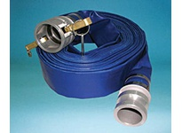 Jason 4502-1500-050CEP PVC WATER DISCHARGE HOSE CPLD
