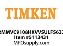 TIMKEN 2MMVC9108HXVVSULFS637 Ball High Speed Super Precision