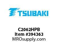 US Tsubaki C2062HPB C2062 HOLLOW PIN LG