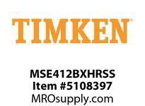 TIMKEN MSE412BXHRSS Split CRB Housed Unit Assembly